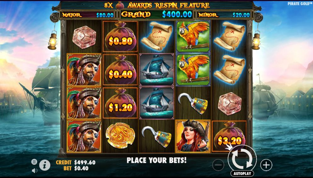 Pirates Gold - 922207