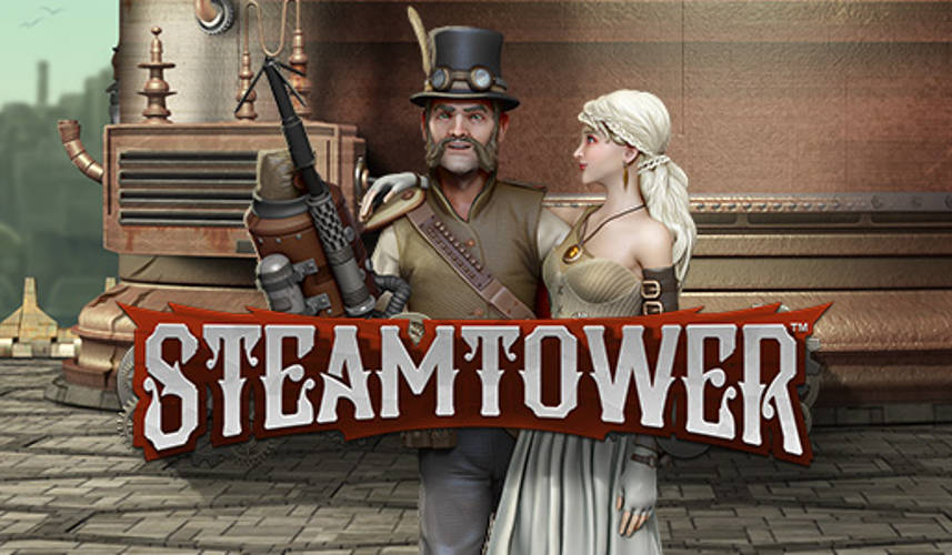 Steam Tower Slot - 93412