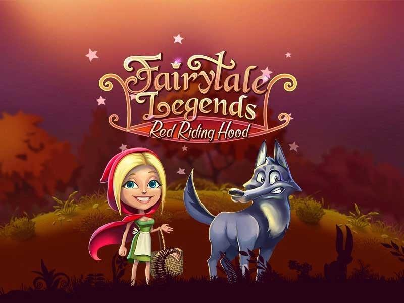 Fairytale Legends Red - 775230