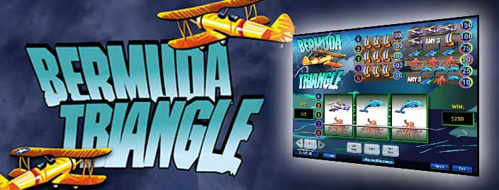 Bermuda Triangle Slot - 516456