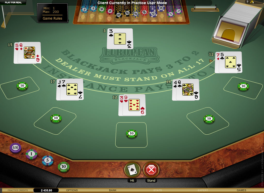 European Blackjack Online - 339921