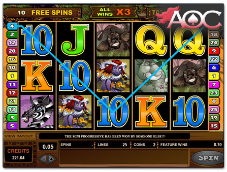 Caribbean Gold Slot - 833785