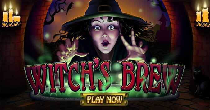 Witchcraft Academy Slot - 343227