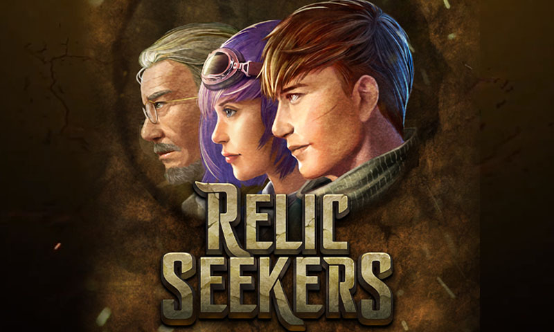 Relic Raiders Slot - 471799