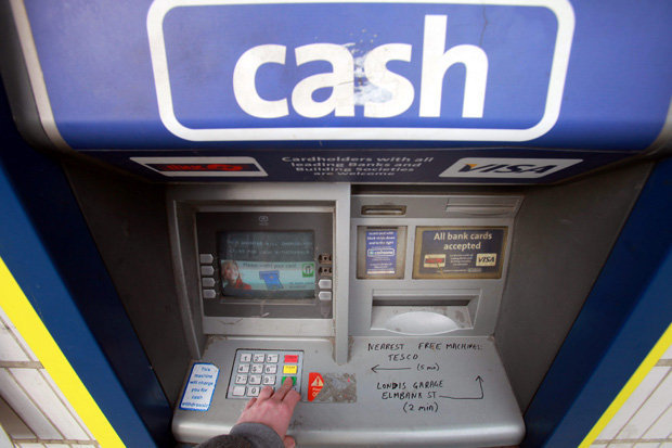 ATM Cash Withdrawals - 987877