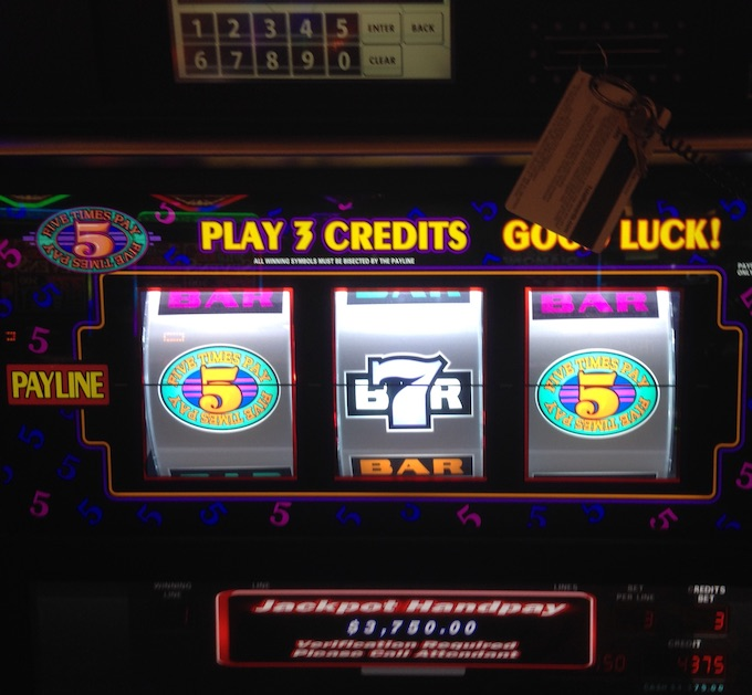 Slot Machine Bankroll - 949180