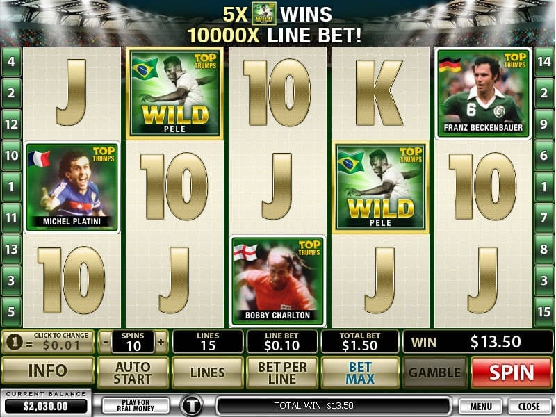 Football Legends Slot - 708995