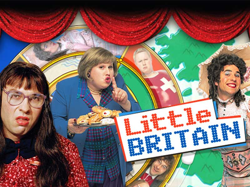 Little Britain Slot - 724813