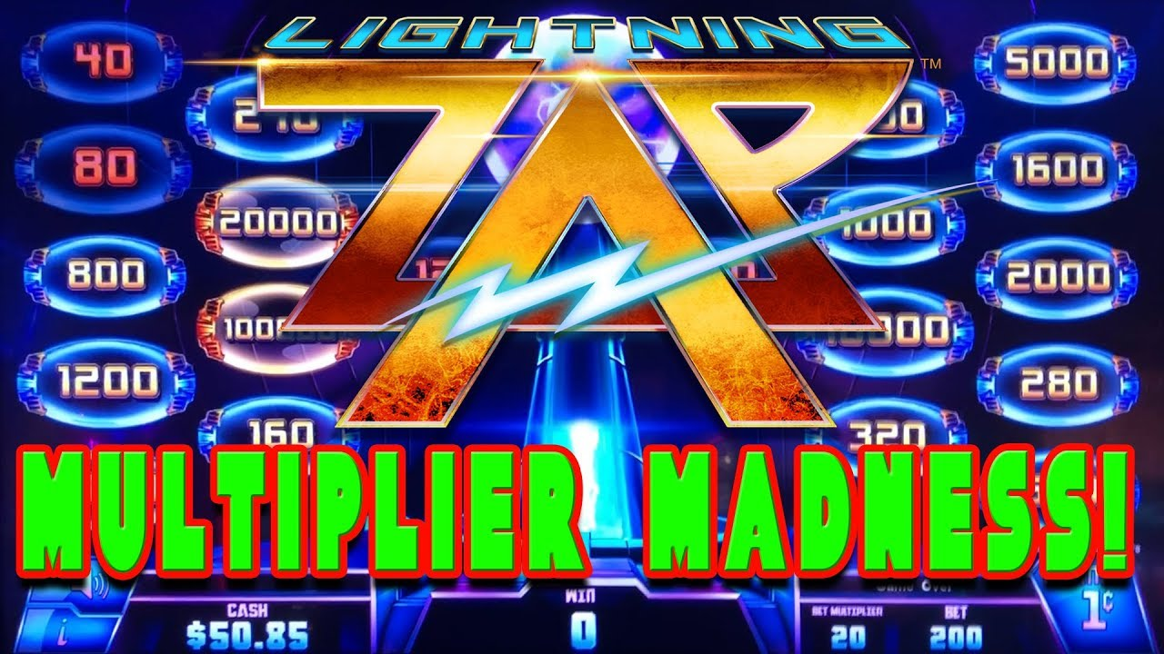 Multiplier Madness Slot - 752986
