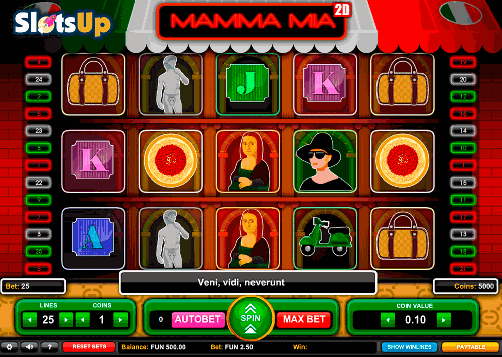 Slot Machine - 974253